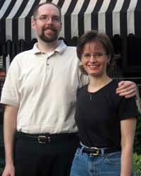 Mark and Heather Pottebaum